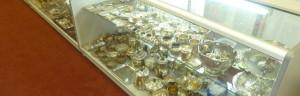 Silver Cabinet