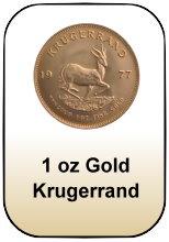 1oz Krugerrand