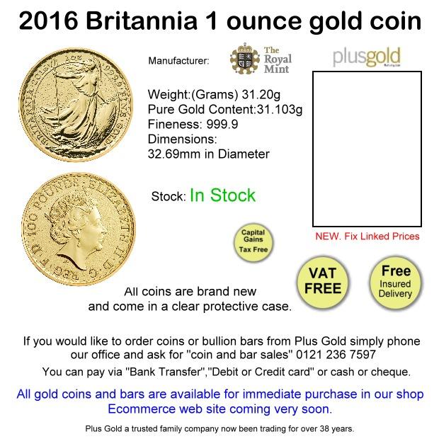 Britannia 2016 2